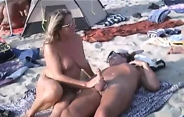 Bilder sex am strand